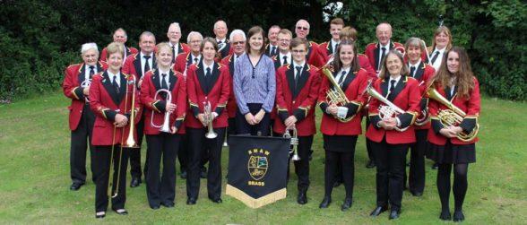 bmw brass band 2017